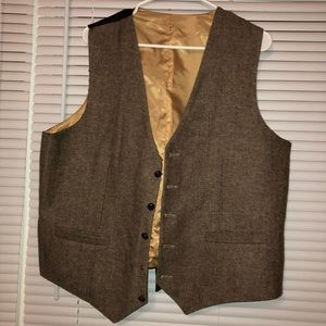 Other - Men's tweed vest